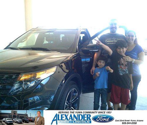Congratulations To Ford Explorer Sport Guerrero Salvador On Your
