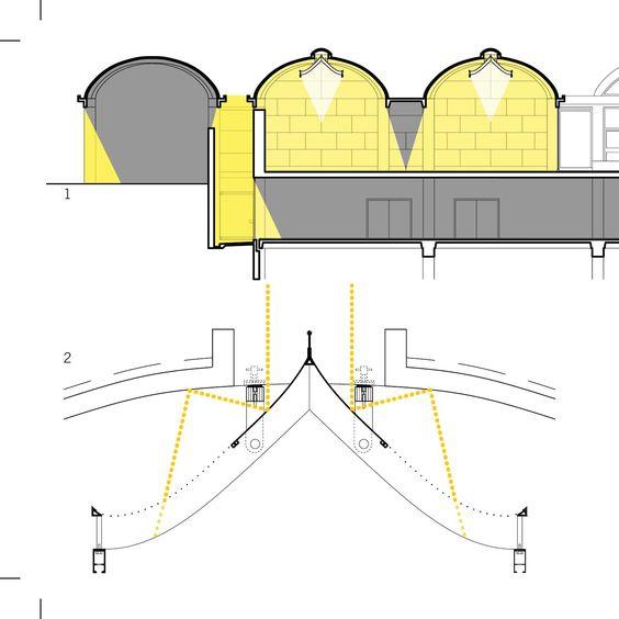Louis Kahn Kimbell Art Museum Plan Www Imgkid Com The