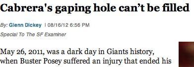 Gaping Hole