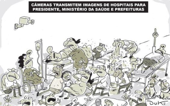 No Brasil pobre tem hora para nascer e morrer. Esse e o Big Brother (Nasceu e Morreu).