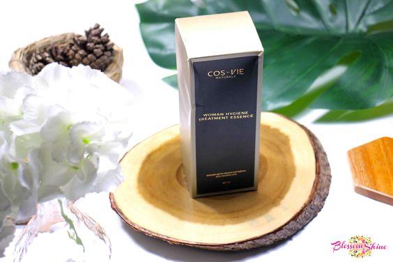 Lacoco COSVIE Woman Hygiene Treatment Essence