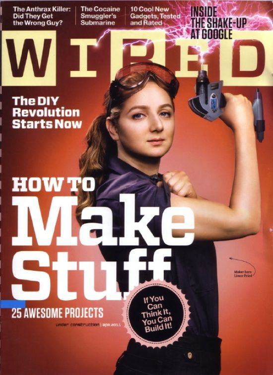 Best 7 Tech And Computer Magazines Female Engineer Wired Magazine Wired Magazine Cover