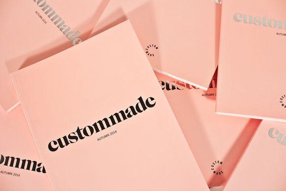 Custommade lookbook Autumn 2014 by Homework