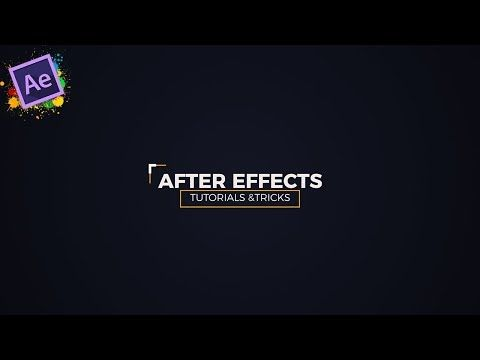 45 How To Create An Elegant Lower Third After Effects Tutorial Template Youtube After Effect Tutorial Logo Reveal Lower Thirds
