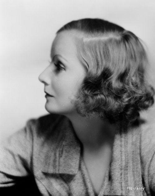 Greta Garbo, photographed by Clarence Sinclair Bull, 1930