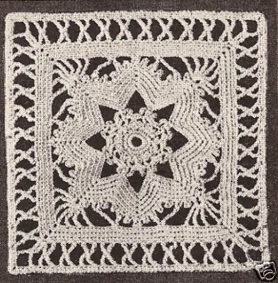 VINTAGE CROCHET Patterns – As Old As Time