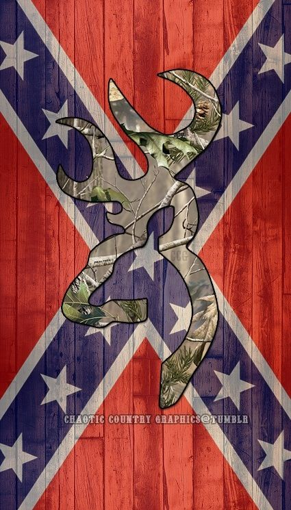 Rebel Flag Realtree Camo Wallpaper