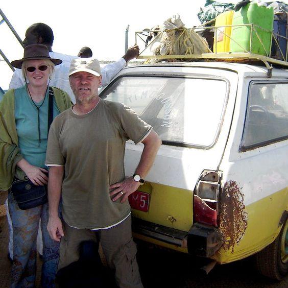 Magie Relph & Bob Irwin Djenne Mali