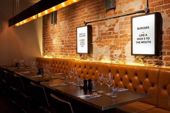 Chop Bloc, Chelmsford makes use of Photec Lighting #LED products