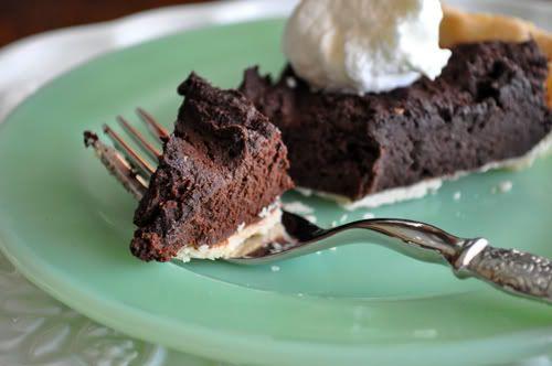 Chocolate Overload Pie