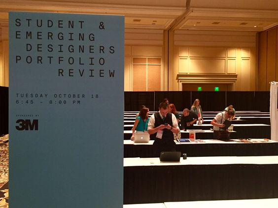 ONU Students Presented At The AIGA National Design Conference Held In Las Vegas