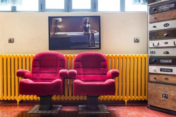 Home tour: um loft artístico e único no Marais