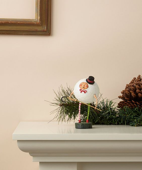 Look at this Sydney Snowball Figurine on #zulily today!