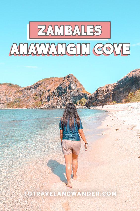 Photo Diary: Anawangin Cove Zambales Philippines