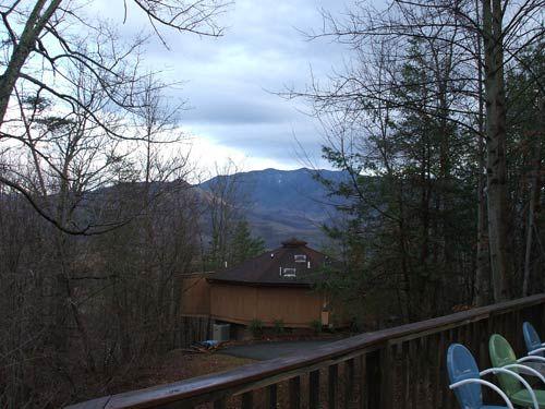 Bearadise Cv 614 In Gatlinburg Tennessee Winter View Of