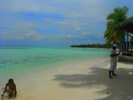 Saona Island, Dominican Republic - Took a catamaran out and returned by speed boat. One of the most beautiful places I have been! So much fun!