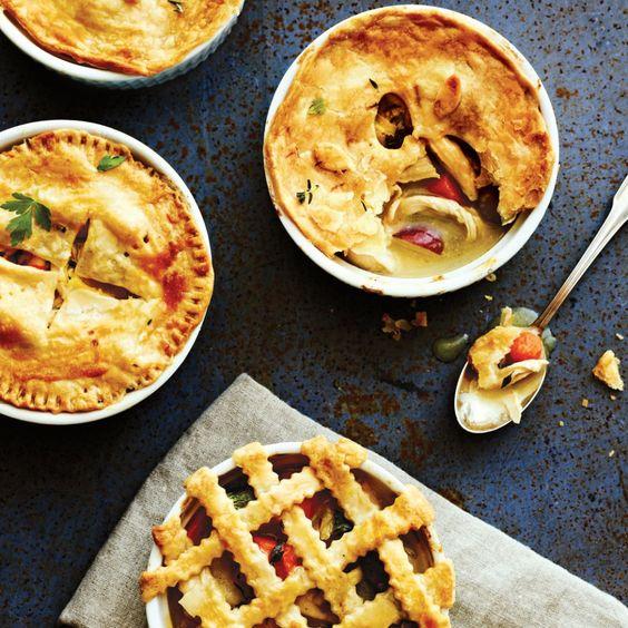 pies cooking lighter chicken pot pies lights comfort foods pots ...
