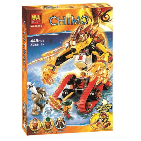 Bela 10295 Chimo Series The Flames Of Golden Chariot Minifigure Building Block Compatible with Legoe Brick Toy Christmas Gift //Price: $US $33.03 & FREE Shipping //     #toys