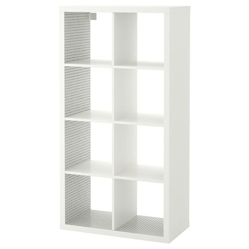 Kallax Shelf Unit Gray Wood Effect 30 3 8x57 7 8 With Images