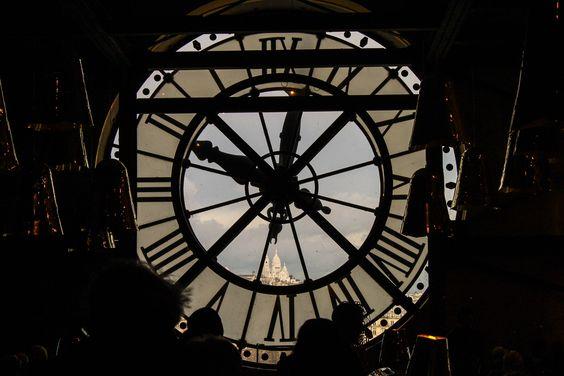 Musée d'Orsay et Sacré-Couer