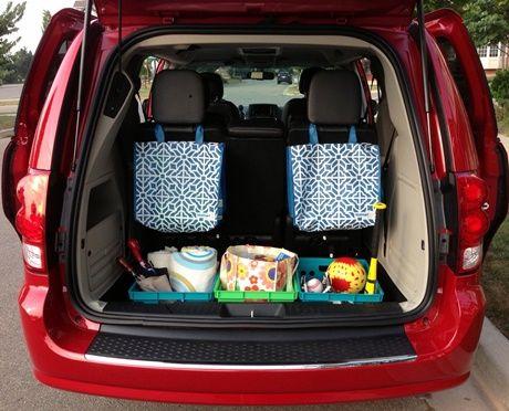 How to Organize Your Minivan So It's Functional and Stylish :: YummyMummyClub.ca