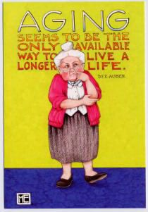 Mary Englebreit ...the way to a longer life