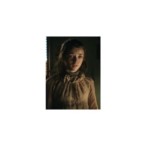 Arya Stark Game of Thrones ❤ liked on Polyvore featuring game of thrones