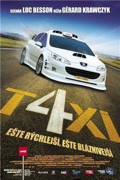 Phim Quái Xế Taxi 4