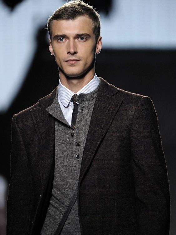 Ermenegildo Zegna Fall Winter 2011