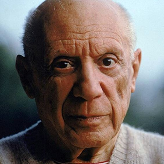 Pablo Picasso, (Malaga 25 October 1881 - 8 April 1973)