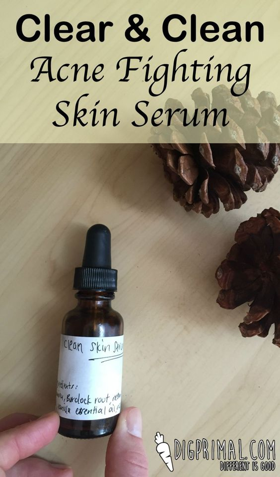 Clear and Clean Acne Fighting Skin Serum