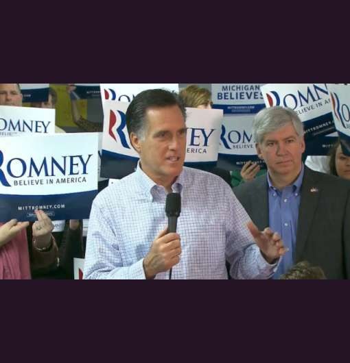 Governor Romney is endorsed by Rep. Connie Mack IV of Florida