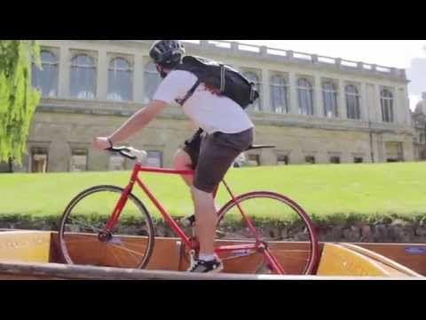 Punting Cambridge - YouTube