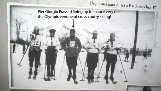 Pier Giorgio Frassati, pray for us!!