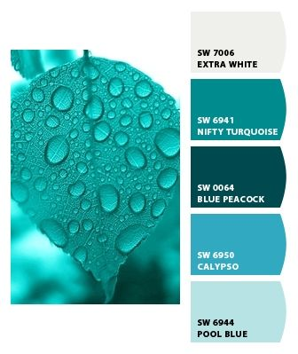 Chips And Turquoise On Pinterest