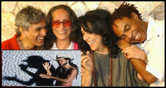 do Niltão: Carlinhos Brown e Doces Bárbaros - Quixabeira (víd...