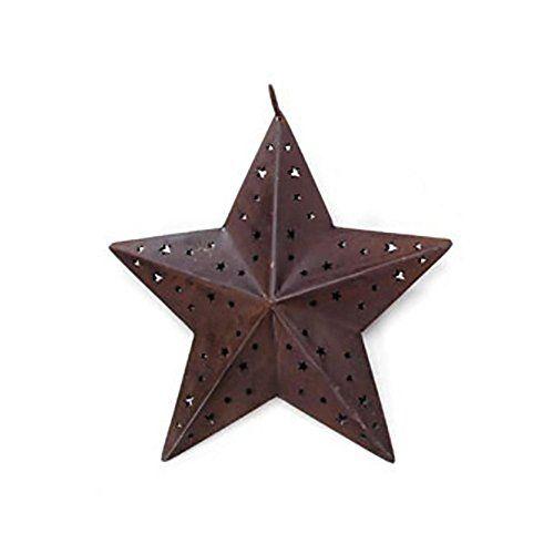 Darice 2471 07 Rustic Star Home Decor 8 Primitivehomes Country Decor Rustic Primitive Homes Rustic Star