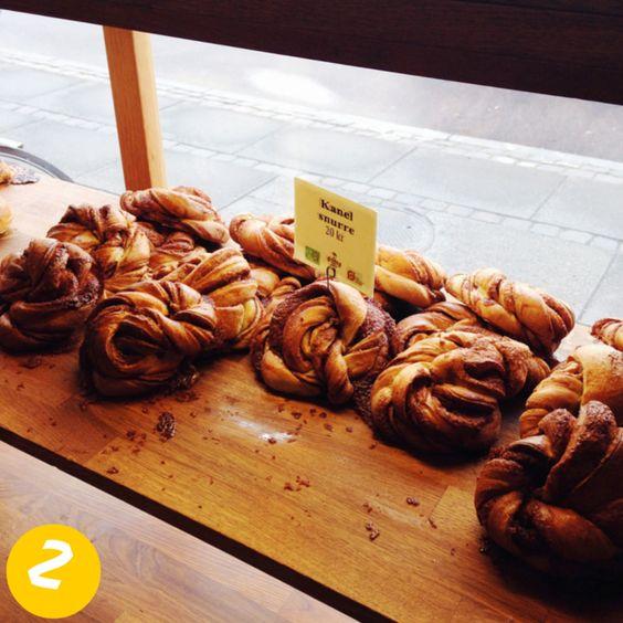 The best places to eat in Copenhagen: Meyer's Bageri