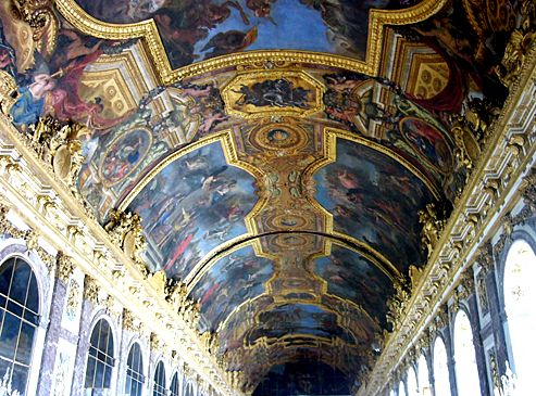 La France | Galerie des glaces, Louis xiv, Versailles