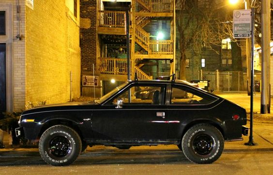 1981 Amc Eagle Sx 4 Series 50 This Bird Has Earned Its Wings