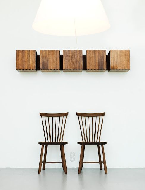 wooden piece on the wall would make a great wall light fixture!