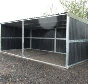 Field Shelters is a good horse boarding option. It can be partitioned for the comfort of horses. Stable partitions provide more space for horse and better protection against injuries.