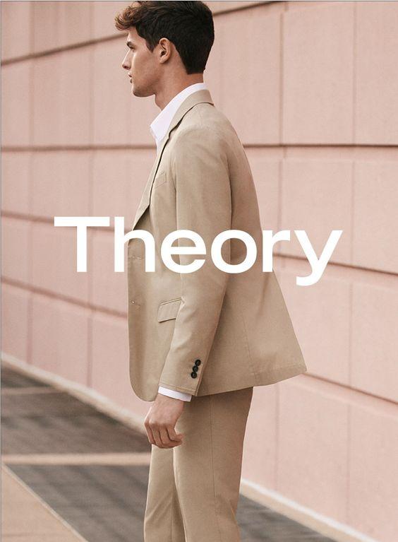 セオリースーツは間違いなくインテリビジネスマンに似合う!