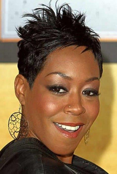 Stupendous Black Women Hairstyles And Cute Shorts On Pinterest Short Hairstyles For Black Women Fulllsitofus
