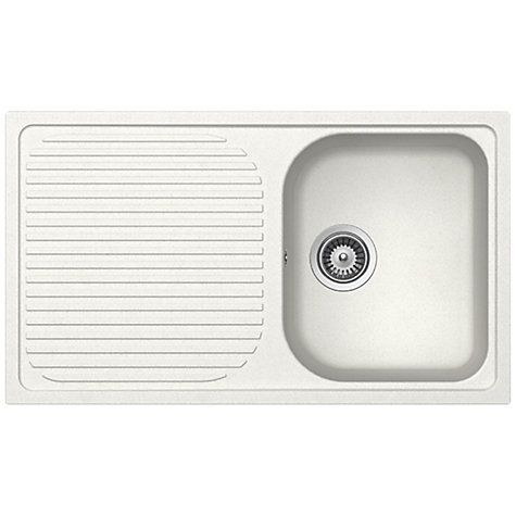 D200B - Schock - Schock Metallic 1 3/4 Bowl - Kitchen Sink - Abey ...