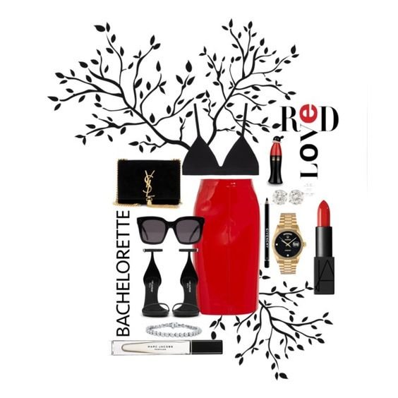 Get him to.... by shiva-hajz on Polyvore featuring polyvore, fashion, style, Valentino, Proenza Schouler, Yves Saint Laurent, Rolex, CÉLINE, NARS Cosmetics, Givenchy, Marc Jacobs, Moschino Cheap & Chic and RoomMates Decor