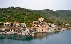 Meganisi, Vathy