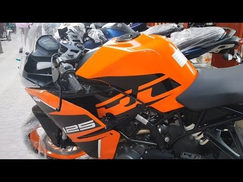 2019 New Ktm Rc125 Features Specification Attractive Available In