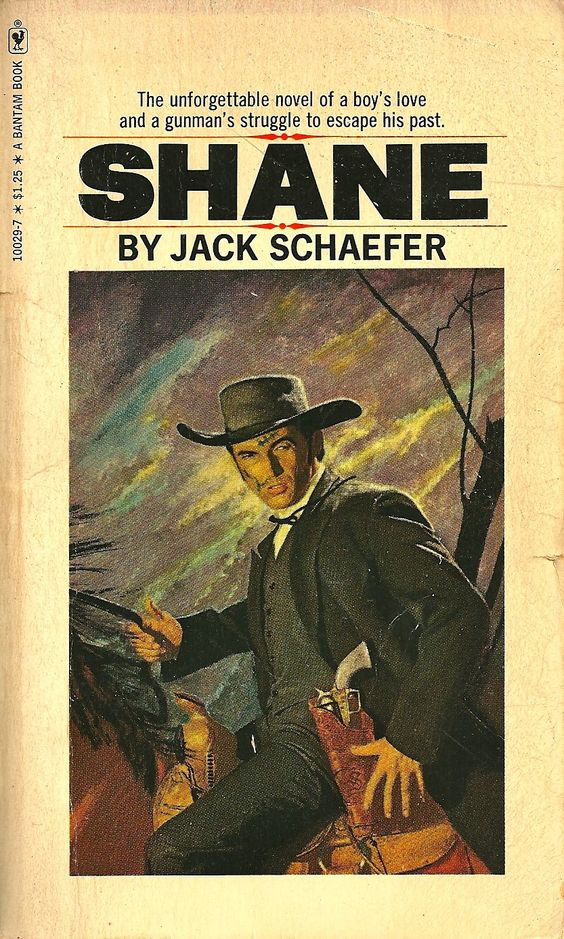 An analysis of characters in shane by jack schaefer