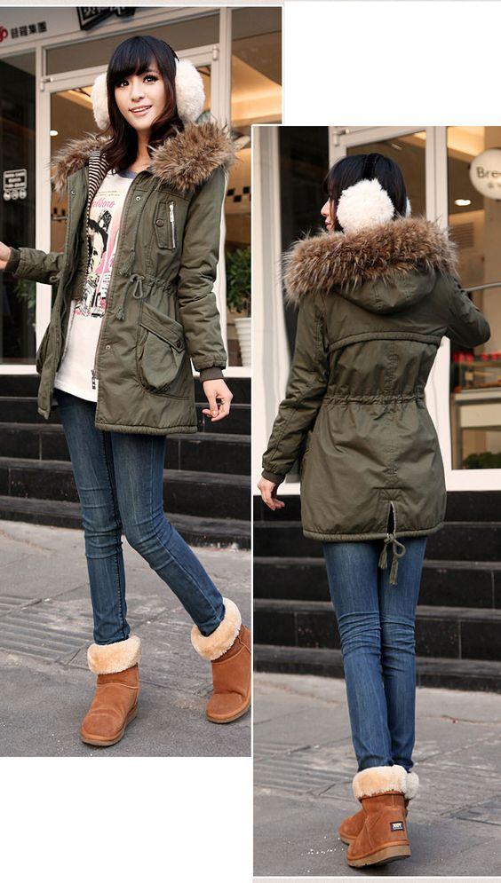 nouvelle marque de mode pour femmes veste et le manteau hiver 2012 est de conception long. Black Bedroom Furniture Sets. Home Design Ideas